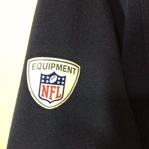 Nike Other - Nike Seattle Seahawks hooded sweatshirt